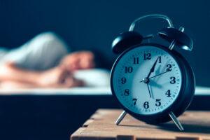 Hypnose bei Schlafstoerungen/