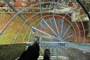 Hypnose gegen Höhenangst